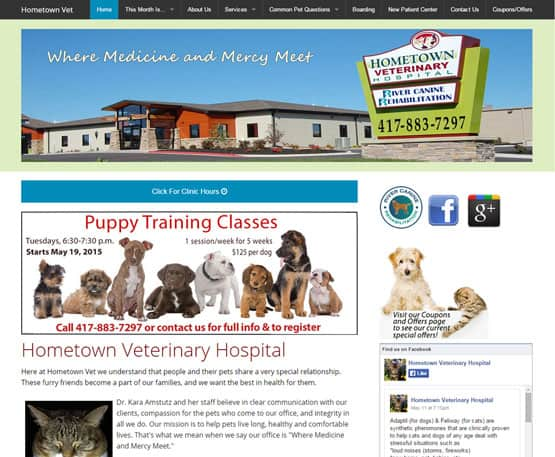 hometownveterinary