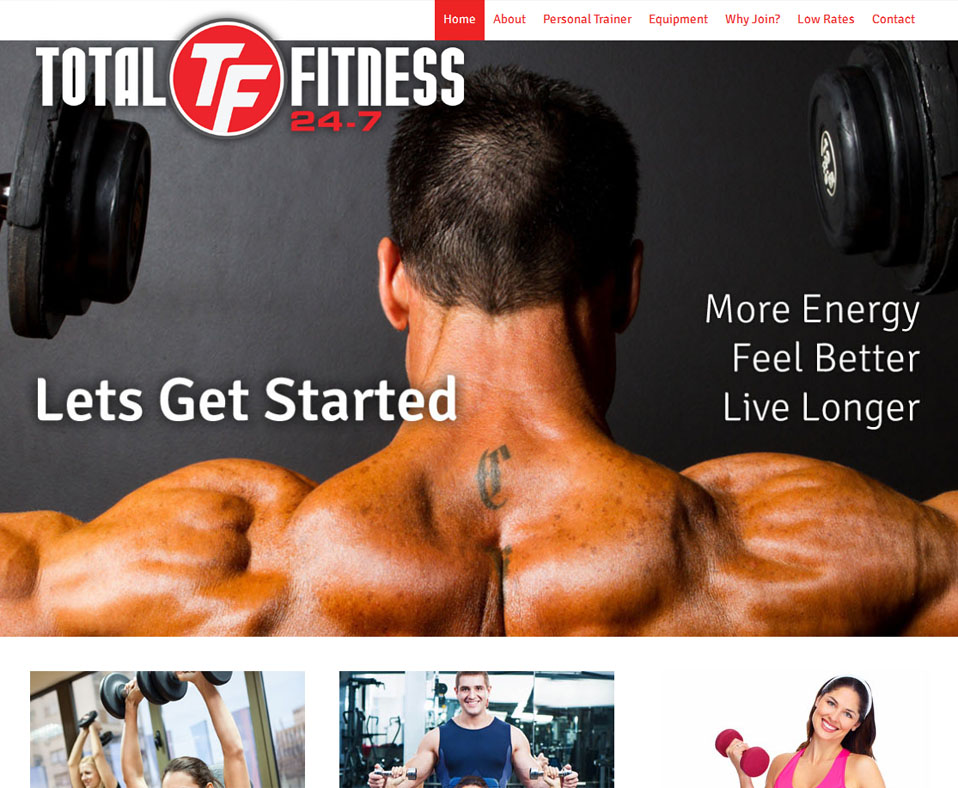 Total fitness 24 7 getleadsfast for Fitness 24 7 mobilia